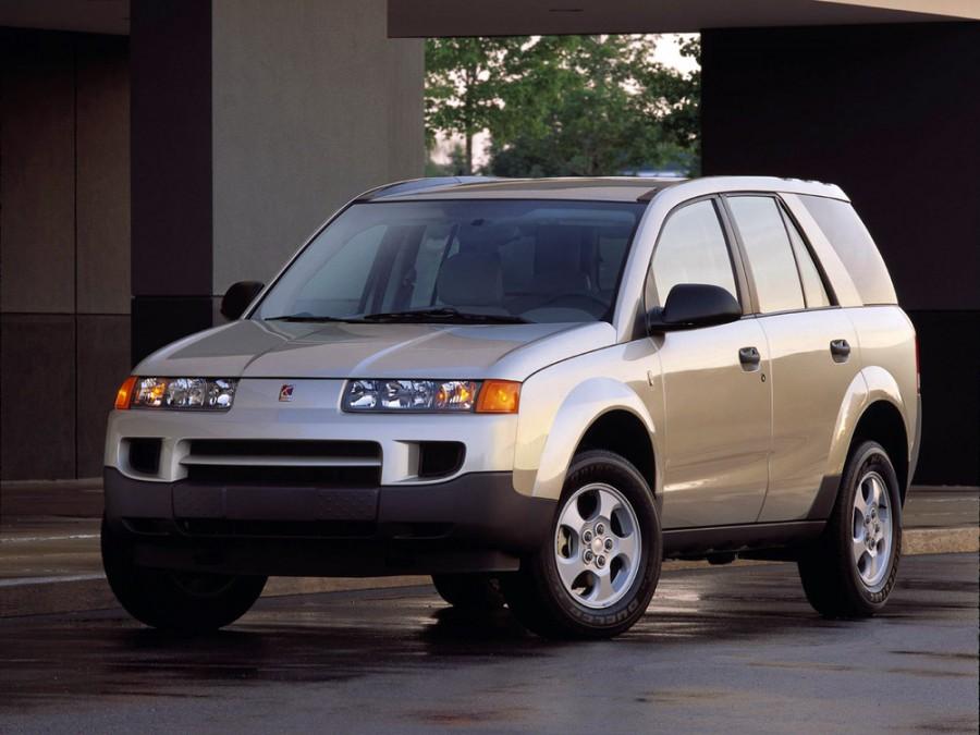 Saturn VUE кроссовер, 2001–2007, 1 поколение - отзывы, фото и характеристики на Car.ru