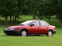 Saturn S-Series, 2 поколение, Sl седан, 1995–2003