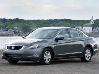 Honda Accord, 8 поколение, Us-spec седан, 2007–2011
