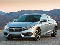 Honda Civic, 10 поколение, Купе, 2015–2018