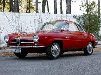 AlfaRomeo Giulia, 105, Sprint speciale купе 2-дв., 1962–1977