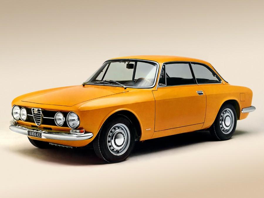 AlfaRomeo Giulia Sprint купе 2-дв., 1962–1977, 105 - отзывы, фото и характеристики на Car.ru