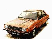 Audi 80, B1 [рестайлинг], Седан 2-дв.