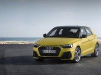 Audi A1, 2 поколение, Sportback хетчбэк