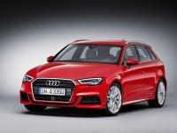 Audi A3, 8V [рестайлинг], Sportback хетчбэк 5-дв., 2016–2018