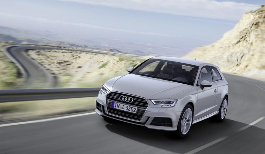 Audi A3 хетчбэк 3-дв., 2016–2018, 8V [рестайлинг] - отзывы, фото и характеристики на Car.ru