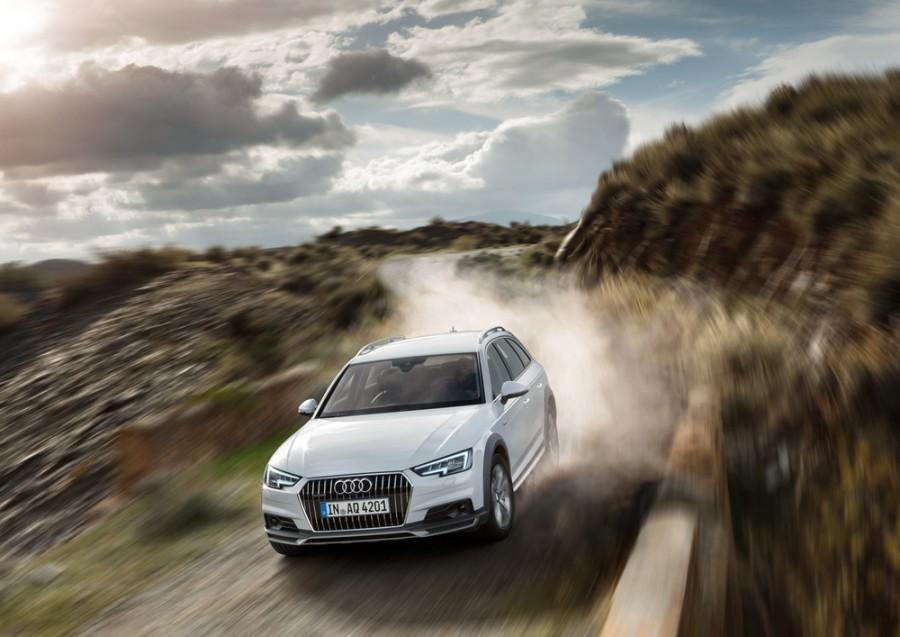 Audi A4 Allroad quattro универсал 5-дв., 2015–2018, B9 - отзывы, фото и характеристики на Car.ru