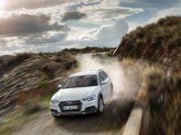Audi A4, B9, Allroad quattro универсал 5-дв., 2015–2018