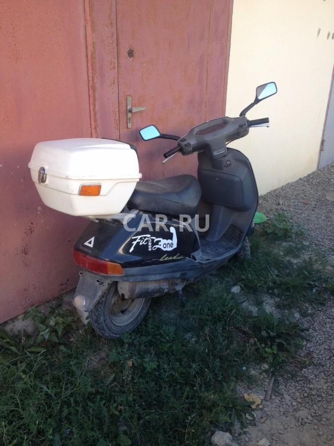 Honda, Анапа