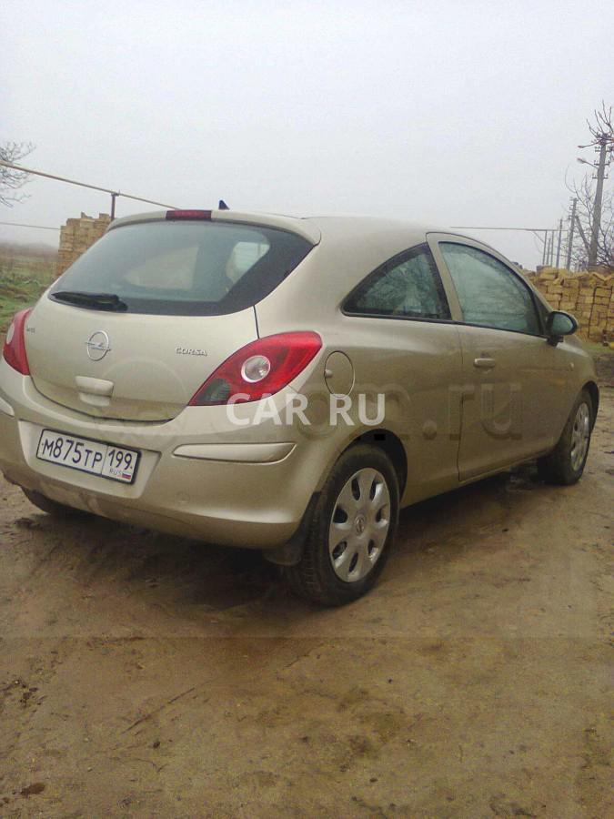 Opel Corsa, Бахчисарай