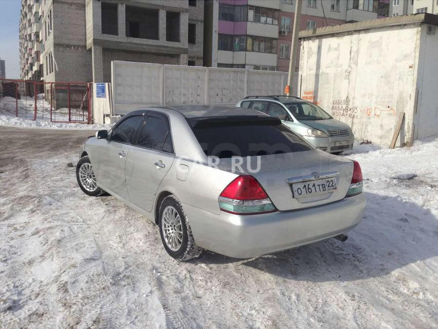 Toyota Mark II, Барнаул