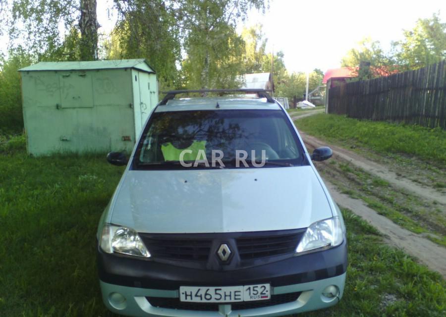 Renault Logan, Арзамас
