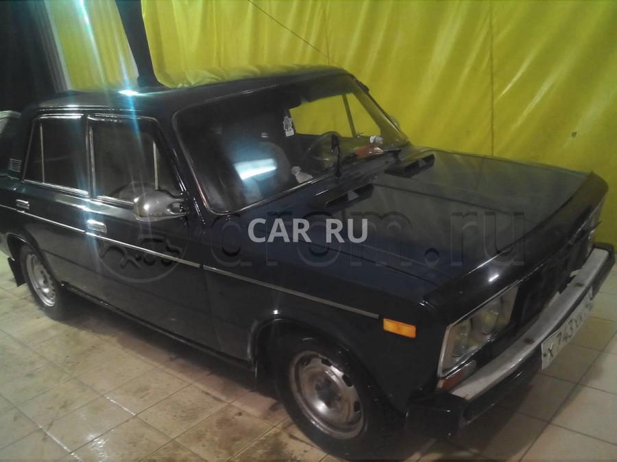 Лада 2106, Барабинск