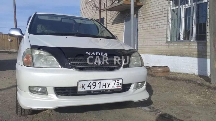 Toyota Nadia, Агинское
