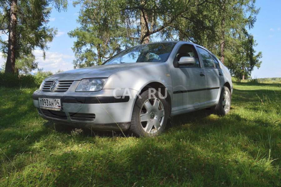 Volkswagen Bora, Барнаул