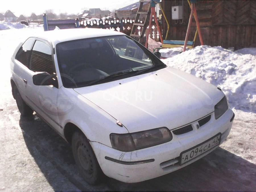 Toyota Corsa, Белово