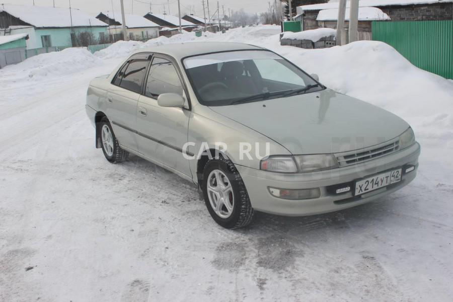Toyota Carina, Бачатский