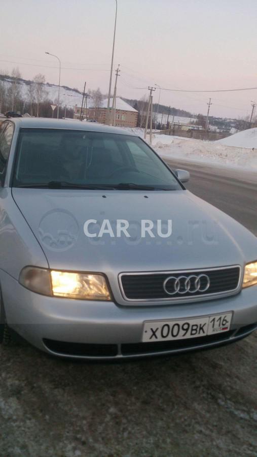 Audi A4, Азнакаево