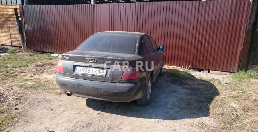 Audi A4, Алапаевск