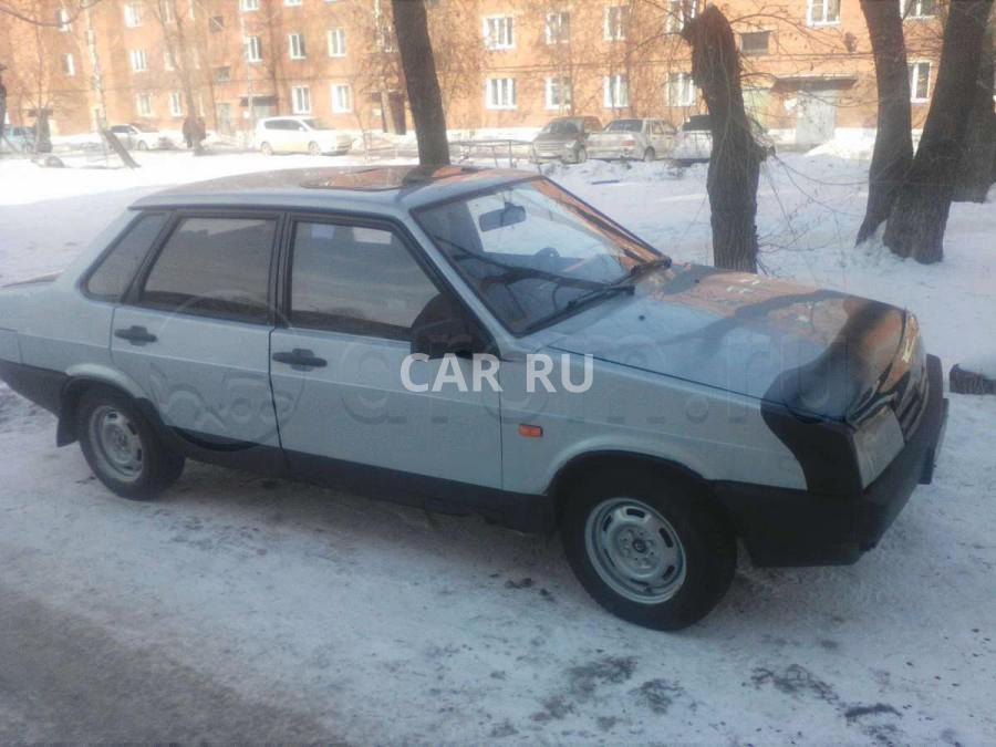 Лада 21099, Белово