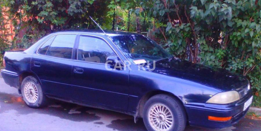Toyota Camry, Анапа