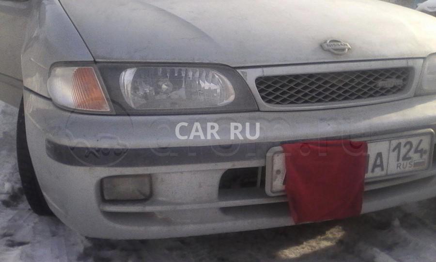 Nissan Lucino, Ачинск