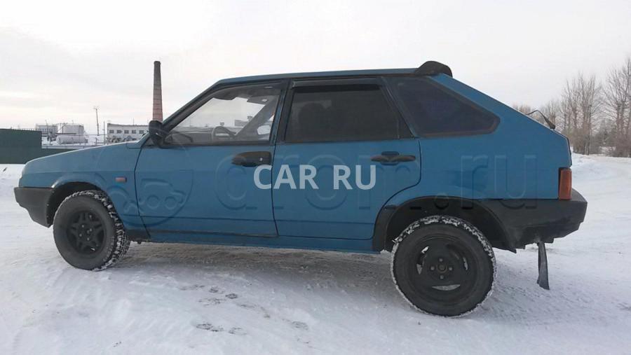Лада 2109, Барабинск