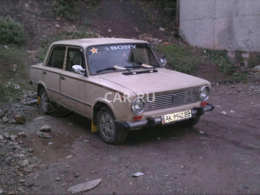 Лада 2101, Алушта