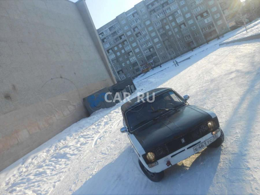 Лада 2106, Ангарск