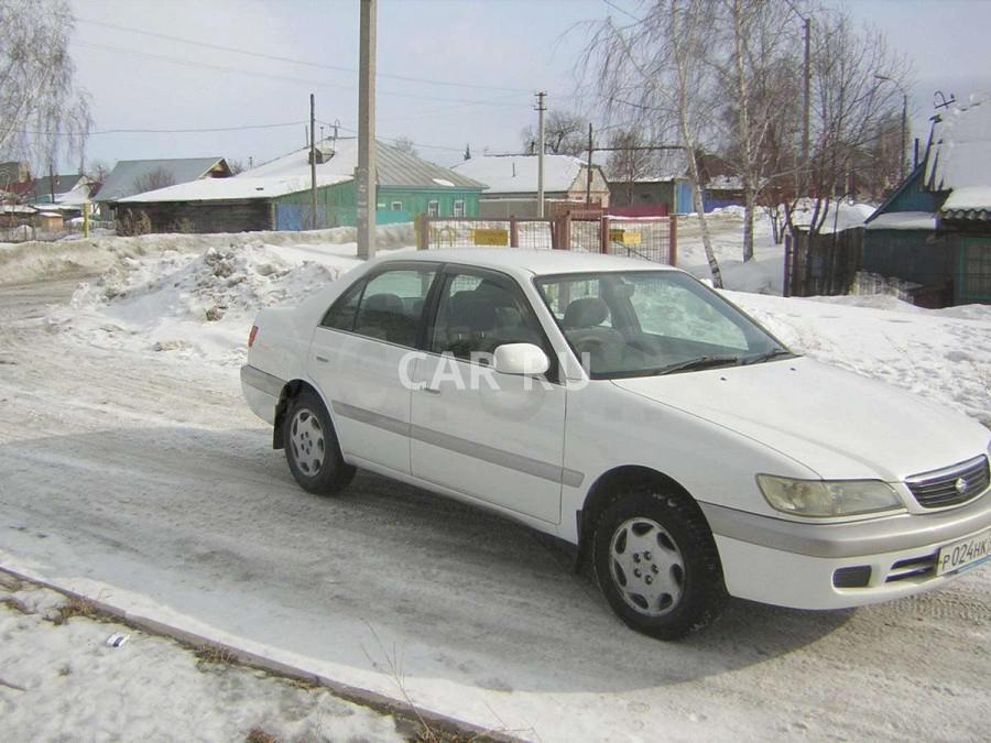 Toyota Corona Premio, Барнаул