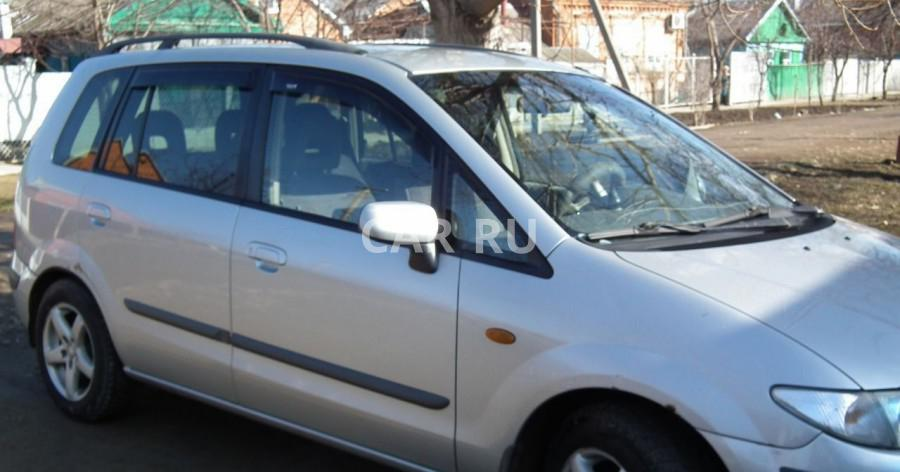 Mazda Premacy, Армавир