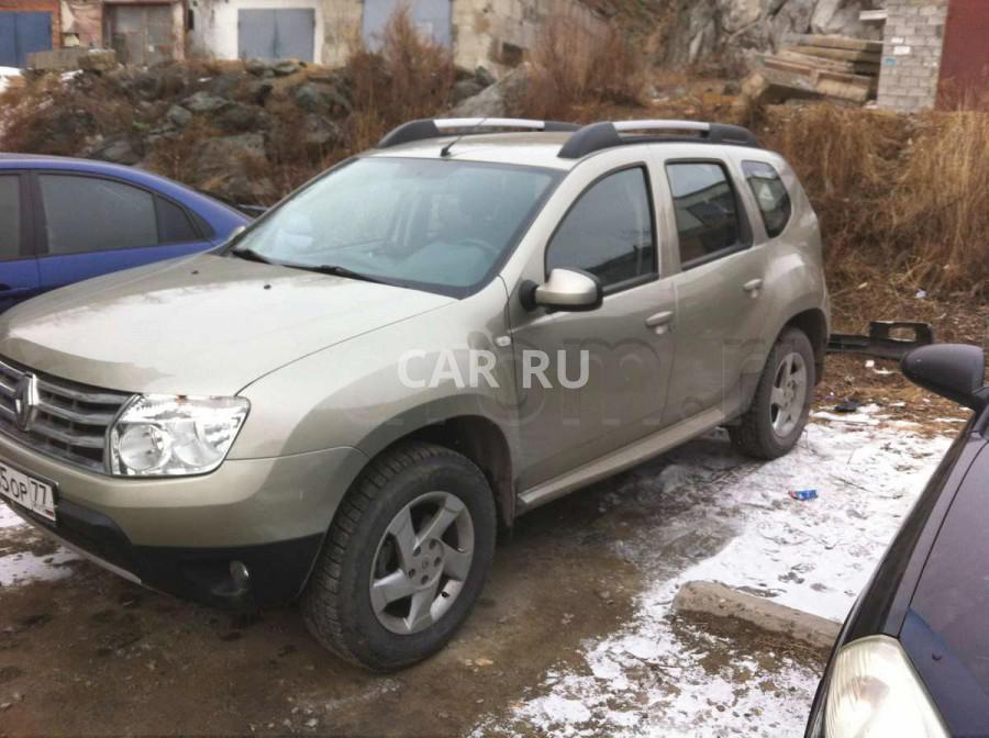 Renault Duster, Артём