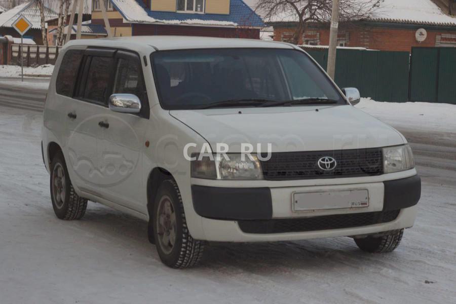 Toyota Probox, Абакан