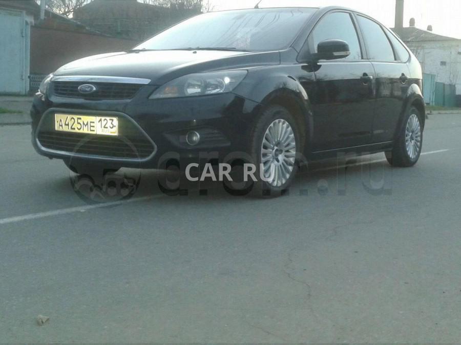 Ford Focus, Армавир
