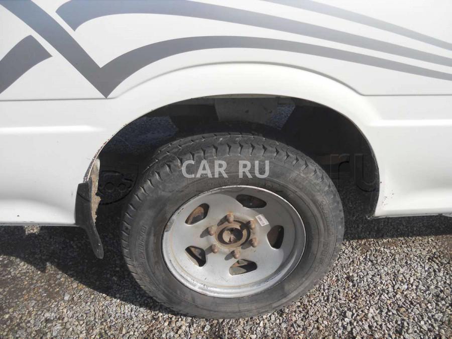 Toyota Hiace, Барнаул