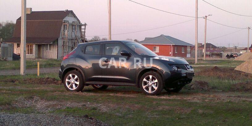 Nissan Juke, Белгород