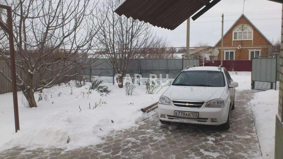 Chevrolet Lacetti, Белая Глина