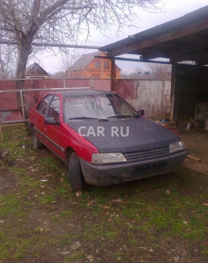 Peugeot 405, Армавир