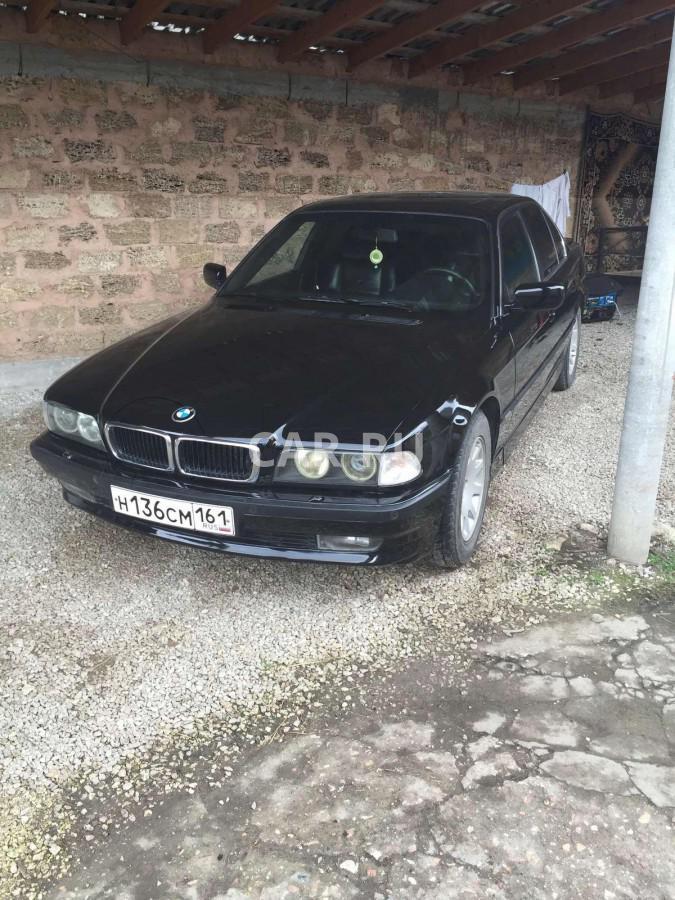 BMW 7-series, Бахчисарай