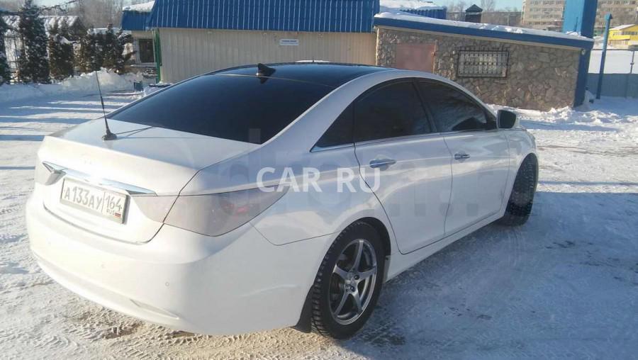 Hyundai Sonata, Балаково