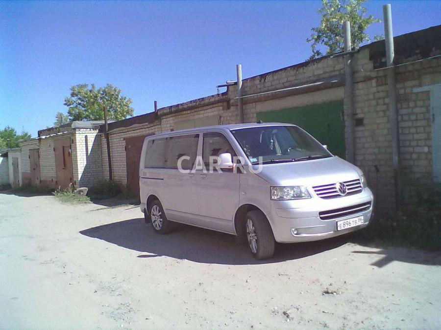 Volkswagen Caravelle, Белгород