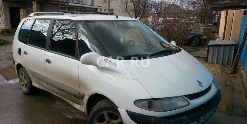 Renault Espace, Анапа