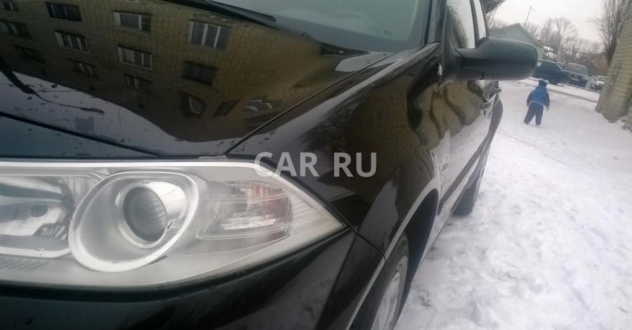 Renault Megane, Алексеевка