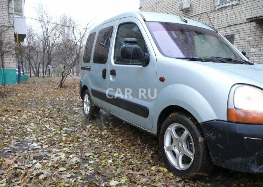 Renault Kangoo, Балаково
