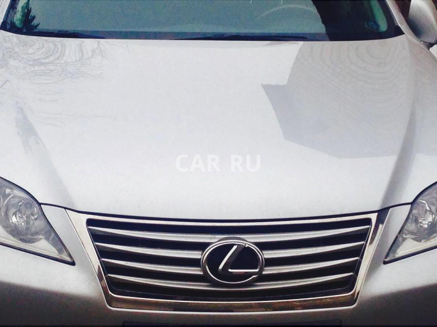 Lexus ES, Абакан