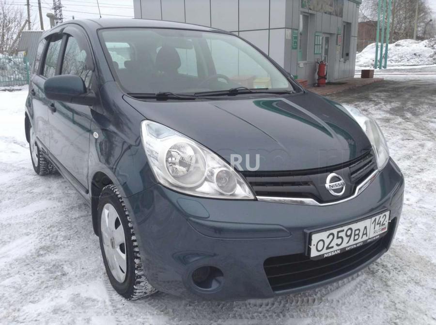 Nissan Note, Анжеро-Судженск
