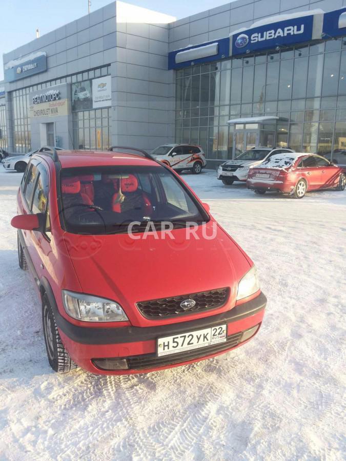 Subaru Traviq, Барнаул