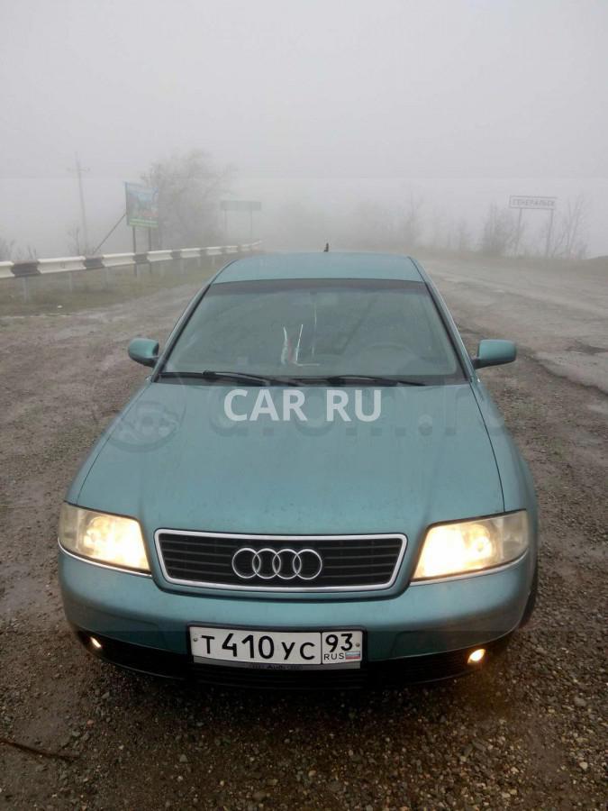 Audi A6, Алушта