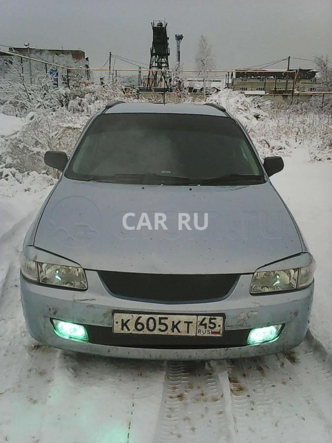 Mazda Familia S-Wagon, Барабинск