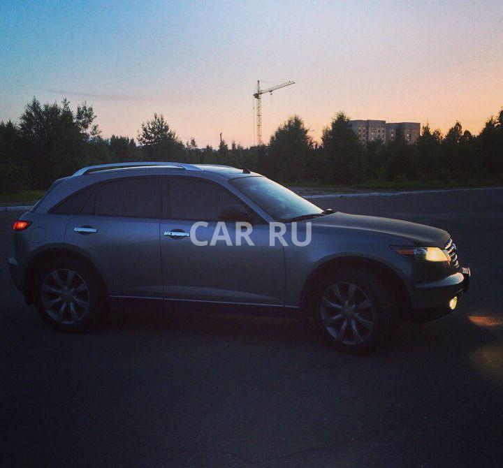 Infiniti FX35, Архангельск